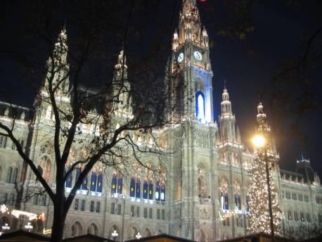Town Hall Vienna Austria