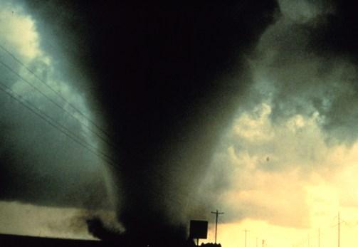Montreal Tornado