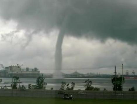 Tornado Montreal