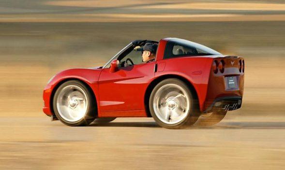 Mini Ferrari Reduced Sports Cars