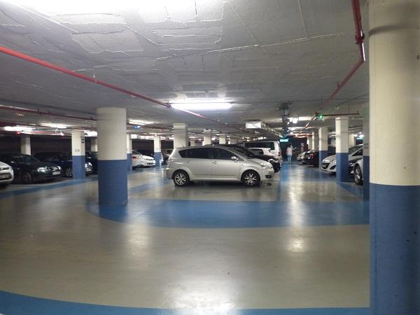 aparcament vic portal de la rambla xarxa comercial