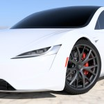See Some Jaw Dropping Renders Of The 2020 Tesla Roadster In Red White And More