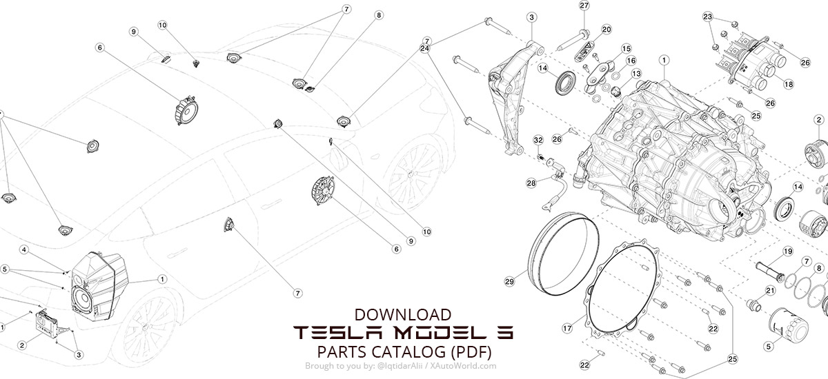 Tesla Model S Wiring Diagram Tesla Auto Wiring Diagram