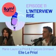 #11 L'Interview RSE – Elie Le Priol couvre un large champ d'enjeux RSE