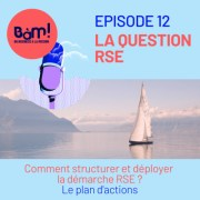 #12 La Question RSE – Comment structurer et piloter la démarche RSE ? Le plan d'actions