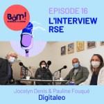 Episode #16: Digitaleo s'engage pour un numérique responsable