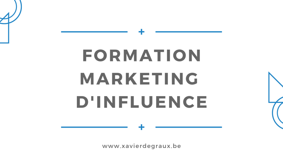 Formation Marketing Influence