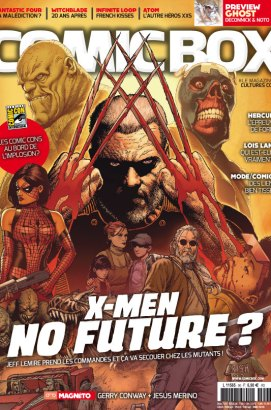 Comic Box #96