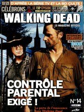 Walking Dead Le Magazine Officiel #14