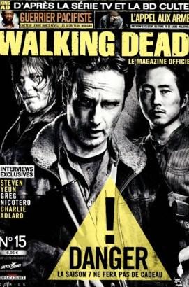 Walking Dead Le Magazine Officiel #15