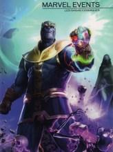 Marvel Events: Les Sagas Cosmiques