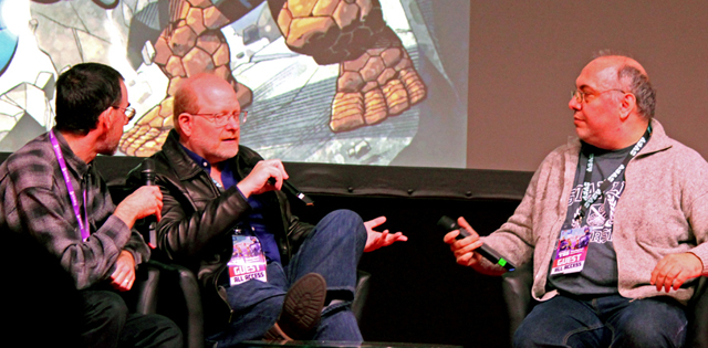 Captation de la rencontre Mark Waid / Toulouse Game Show 2017