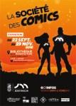 RESERVEZ LA DATE : La Société des Comics