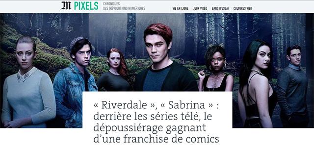 Interview pour le Monde.fr (26/10/2018)
