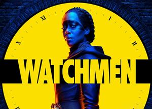 Watchmen et son message, sur SyFy