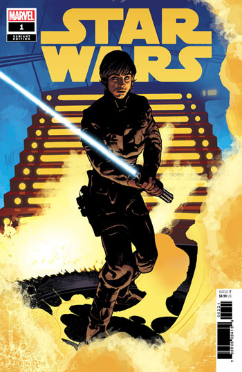 Star Wars #1 sur Syfy