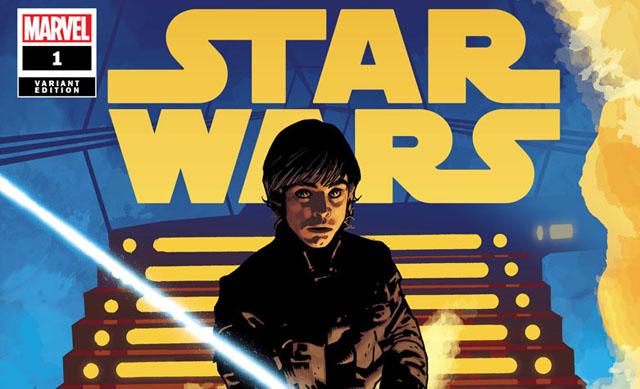 Star Wars #1 sur Syfy
