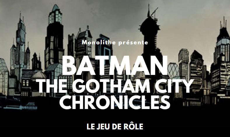 Gotham Chronicles Day