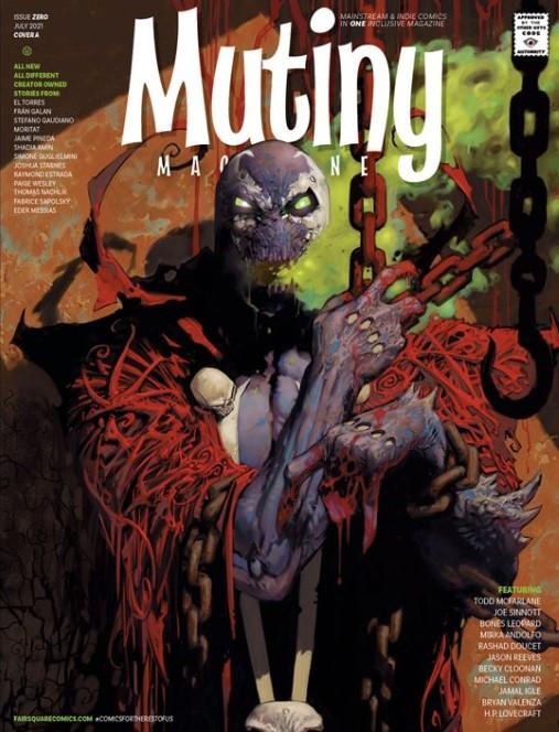Mutiny Magazine #0