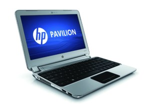 Le HP Pavillon LTE 4G dm1-3010nr lancé par Verizon le 28 juillet 2011.
