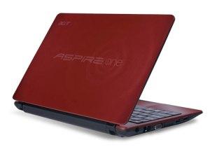 Acer Aspire One 722 avec un vrai système d'exploitation.