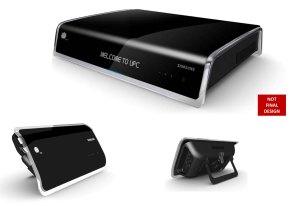 Le projet Horizon d'UPC Cablecom: un boîtier développé avec Samsung.