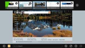 Explorer 10 dans Windows 8.