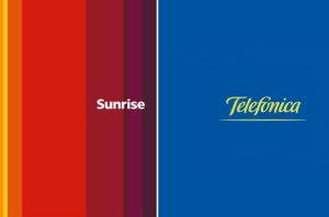 Sunrise et Telefonica collaborent en Suisse.