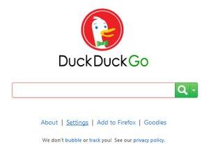 DuckDuckGo ou le respect de la vie privée?