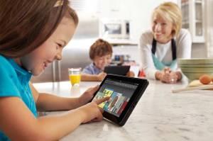 Le Kindle Fire d'Amazon va bouleverser le marché des tablettes tactiles.