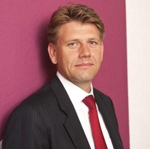 Oliver Steil, patron de Sunrise.