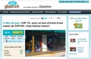 Le site Gbon.ch pour la région genevoise.