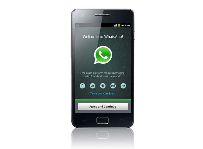 WhatsApp pour concurrencer les SMS, Twitter. Ou nouvelle forme de réseaux social?