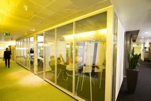 Les bureaux de Microsoft Suisse à Wallisellen.