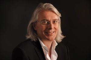 Le directeur de Payot: Pascal Vandenberghe.