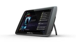 L'Archos 80 G9 avec béquille: un modèle d'utilisabilité...