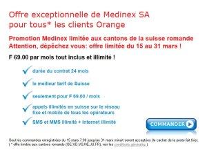 De l'illimité à 69 francs, mais beaucoup de problèmes...
