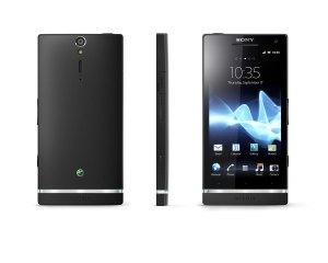 Le Sony Xperia S avec tuner FM, HDMI, NFC et 12 millions de pixels...