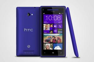 Le HTC 8X sous Windows Phone 8.