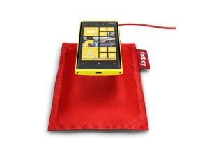 A l'image du Lumia 920 de Nokia, les modèles Premium se rechargent sans fil.
