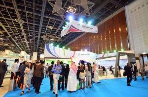Telecom 2012 à Dubai.