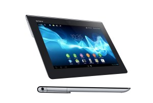 La Sony Xperia tablet S: étanche, mode enfant et infrarouge...