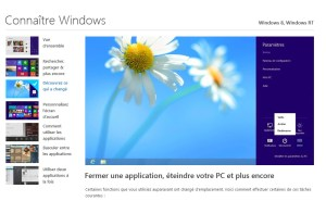 Windows 8: continue de progresser.