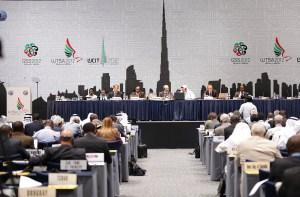 Le sommet WTSA 2012 de l'UIT à Dubaï.