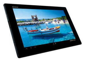 La Sony Xperia Tablet Z: 7mm seulement.
