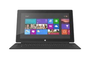 Microsoft Surface Windows RT: LA tablette?