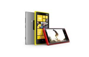 Le Nokia Lumia 920 sous Windows Phone 8 de Microsoft.