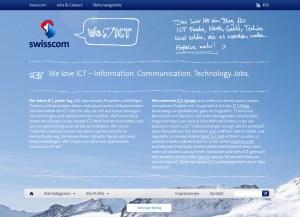 Le blog Swisscom ICT.