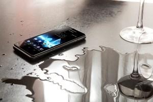 Test du Sony Xperia V étanche: l'un des modèles les plus rapides du moment.
