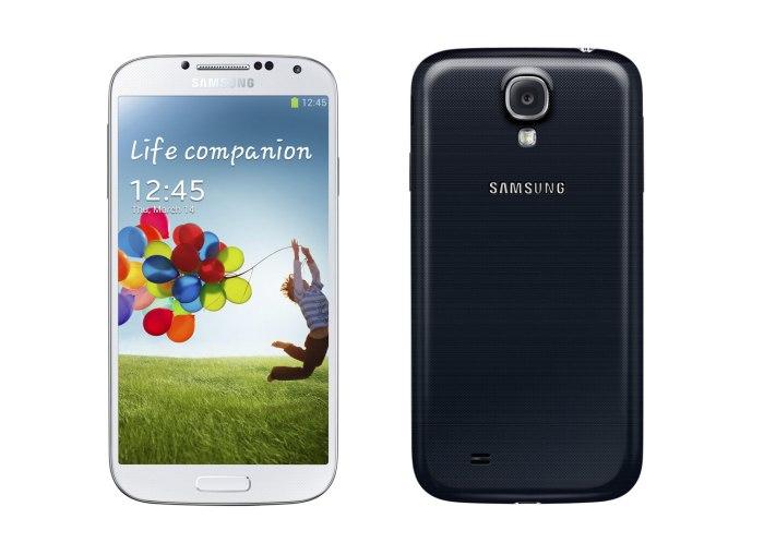 Le Galaxy S4 de Samsung.